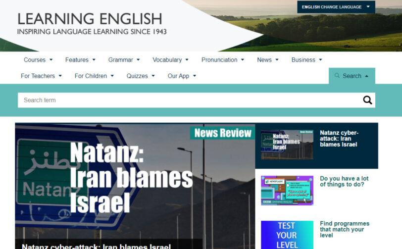 BBC Learning Englishの画像