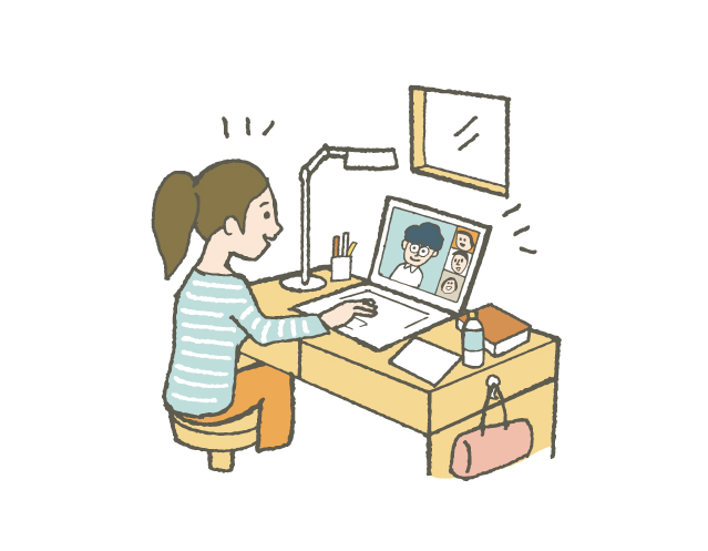 オンライン英会話イメージ画像